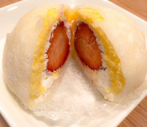 苺ケーキ大福